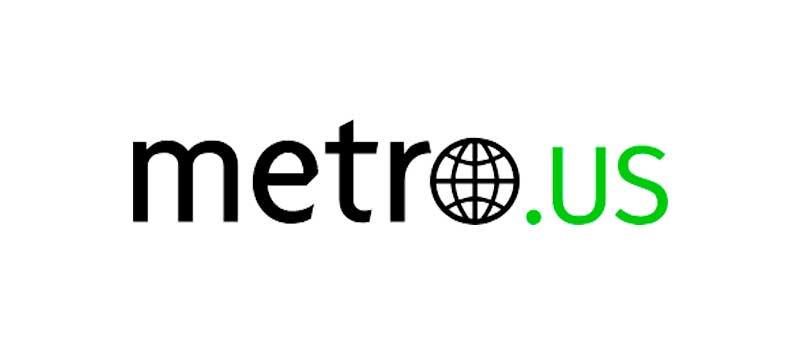 Metro.us Logo