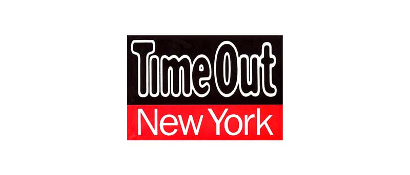 Time Out NY Logo